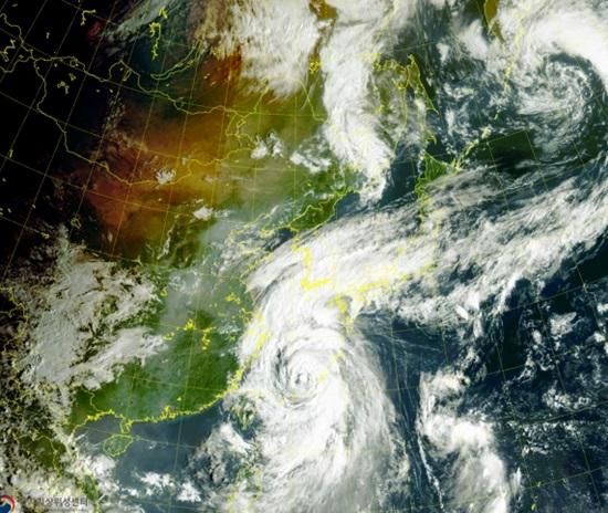 17호 태풍